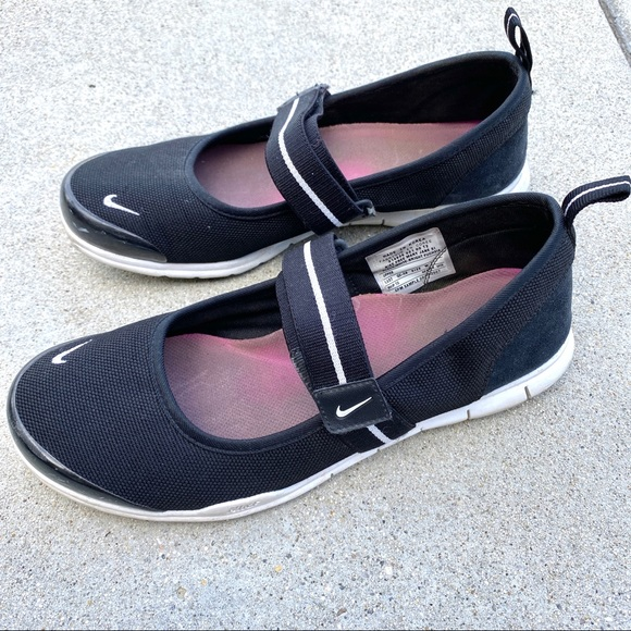 Free Mary Jane Sneakers Strap Slip On